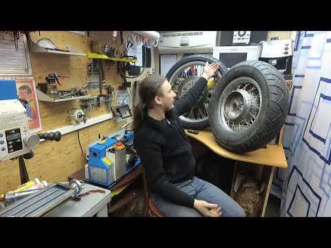 Можно ли переделать спицованные колеса в бескамерные?