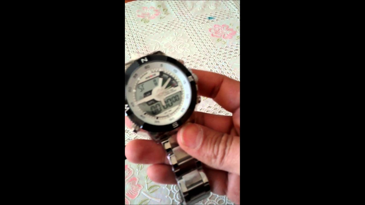 f2805c1dcaf Weide WH-1104 - YouTube