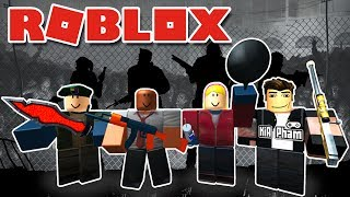 Roblox - France B-N B-N ZOMBIE TÉ SML - Left 4 Survival 2 REMAKE SOON ( KiA Phôm