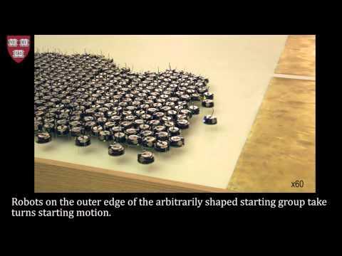 Self assembling robots