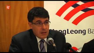 Repeat youtube video Chinese NPLs peaking for associate Bank of Chengdu :HLBB