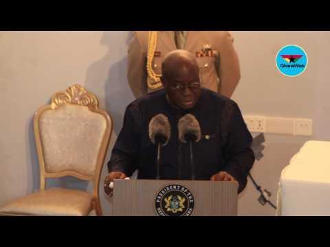 Akufo-Addo calls for trade liberalization among ECOWAS states