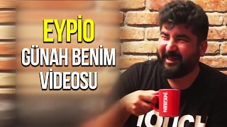 Eypio ve Burak King için hazırlanan Günah Benim videosu Hadi Be dedirtti!