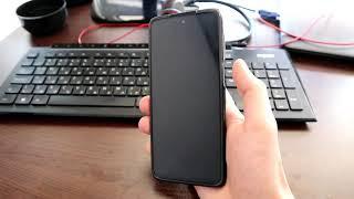 Xiomi Redmi Note 9S Unlock lag…