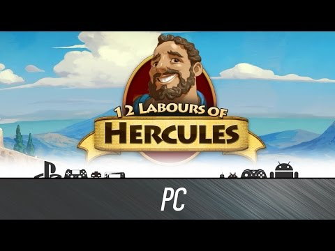 12 Labours of Hercules - Let's Play (Steam Gameplay)