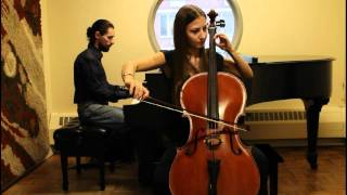 ave maria f schubert cello