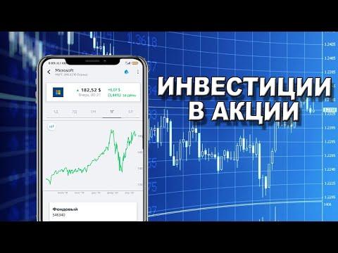Инвестиции в акции в ВТБ Инвестиции. Дивиденды и купоны