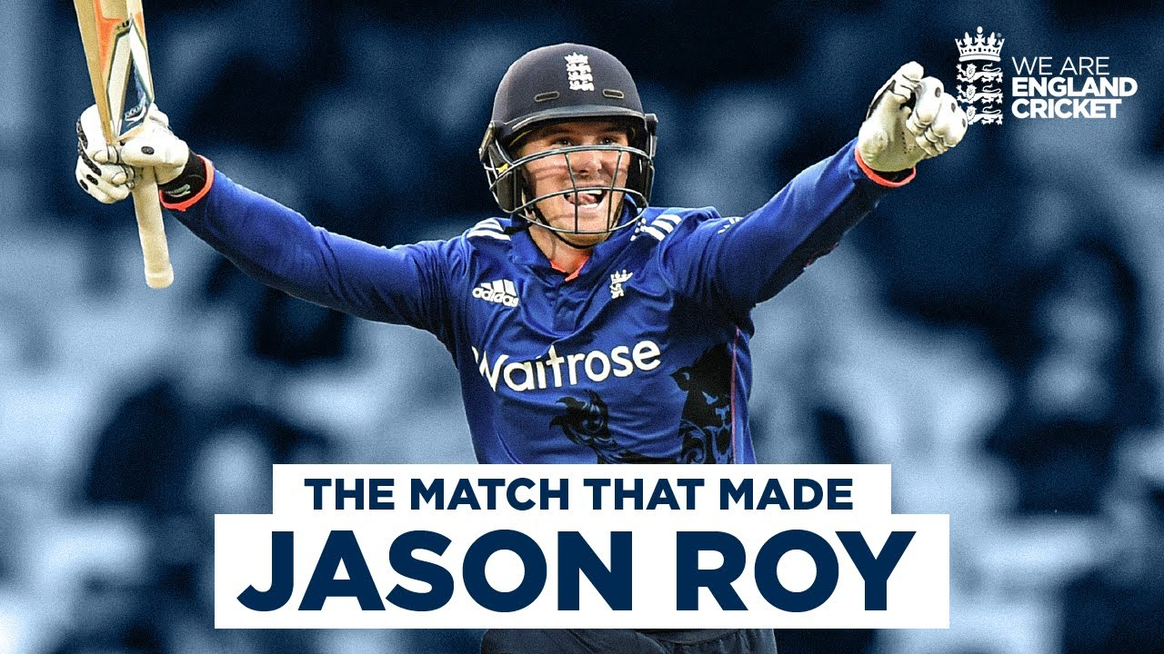 The Match That Made Jason Roy | 162 off just 118 Balls! | England v Sri Lanka, 4th ODI 2016