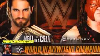 Hell In A Cell 2015 Highlights HD