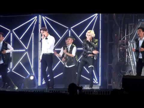 140815 SMTOWN in SEOUL TAEMIN feat. KAI