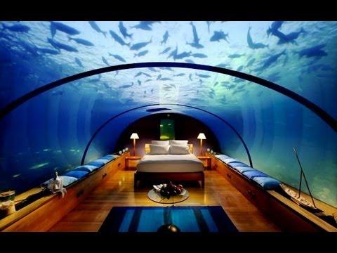 Hydropolis Underwater Hotel @ Dubai