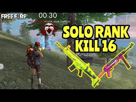 download PAKE SKIN BARU SCAR DAN MP-40 LANGSUNG KILL BANYAK!! | GARENA FREE FIRE
