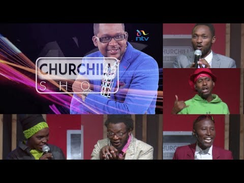 Churchill Show S4 E43: Kiambu County Edition