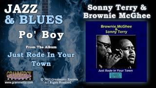 Watch Brownie Mcghee Po Boy video