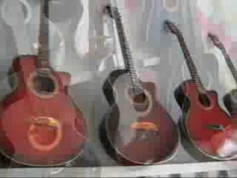 How does a Cebu guitar sound like?