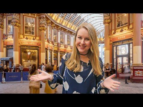 Hidden Gems London Walking Tour | That London Life