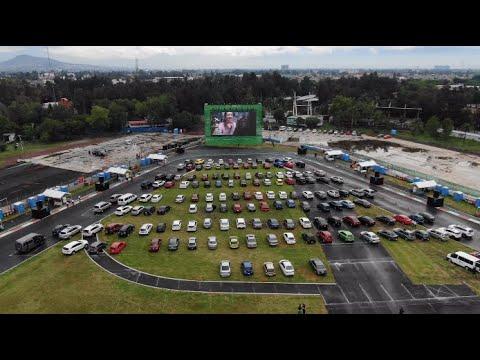 ¡Visita el Autocinema Mixhuca Ciudad de México!