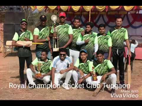 ROYAL CHAMPION CRICKET SONG TUPGAON