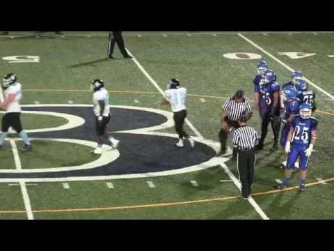 BHS Football 9/2/15 vs Holy Name Central Catholic