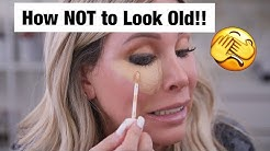Over 40?! My Anti-Aging Makeup Tips for a Youthful Look