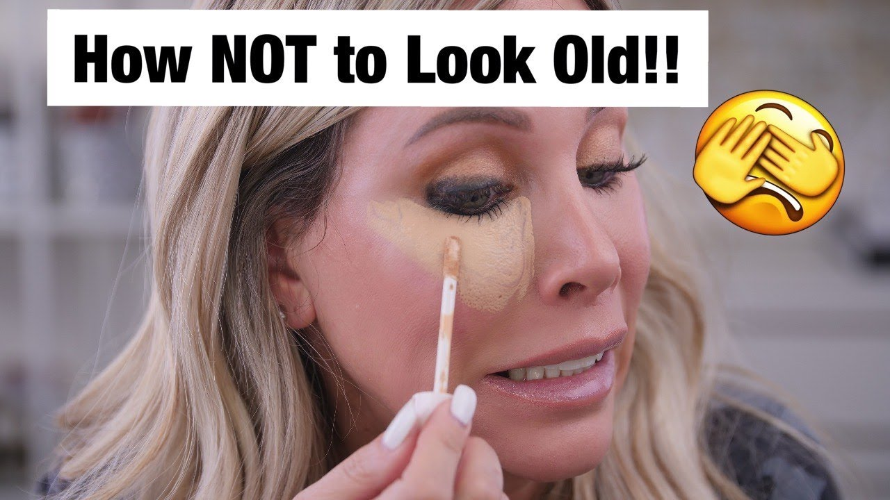 Over 9?! My Anti-Aging Makeup Tips for a Youthful Look