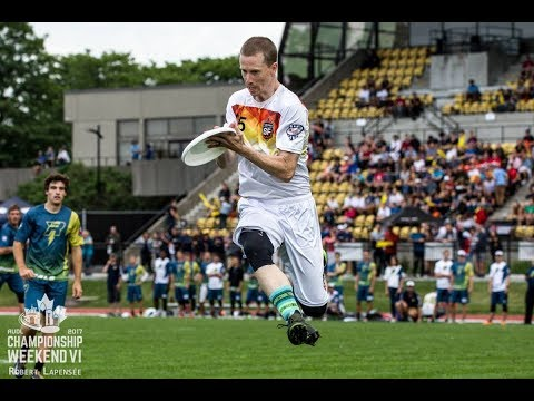 2017 AUDL Semifinal: San Francisco FlameThrowers vs Madison Radicals