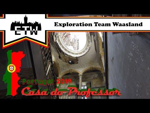 Casa Do Professor - Portugal Trip Episode 11 - Verlaten Villa Van Een Professor.