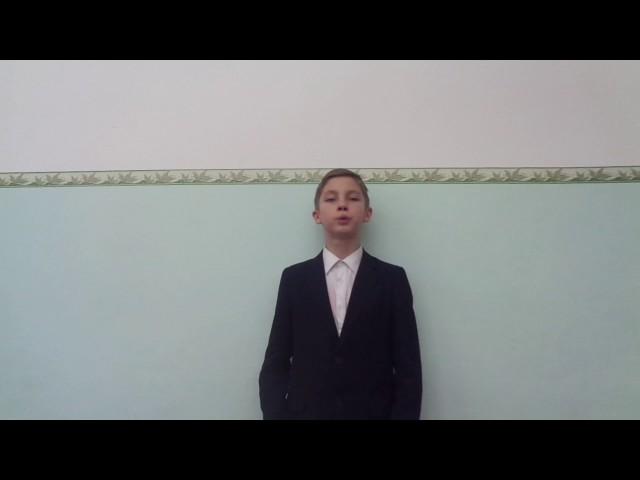 Изображение предпросмотра прочтения – ЕгорСергеев читает произведение «Желание (Отворите мне темницу…)» М.Ю.Лермонтова