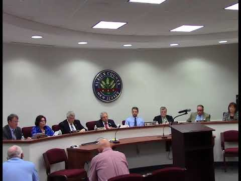 September 13 2017 Sussex County Board of Chosen Freeholders