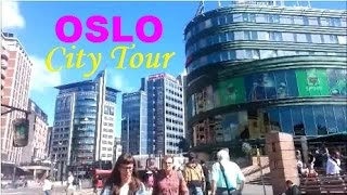 Oslo City Tour (Oslo Sentrum), Norway