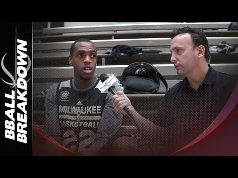 Bucks Guard Khris Middleton On Beating The Warriors