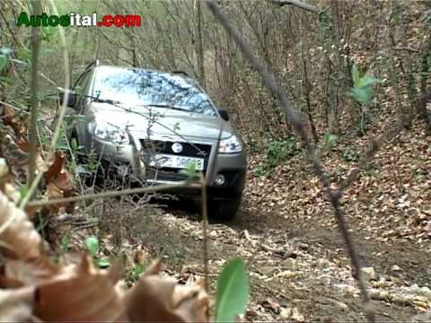 Autosital - Essai Fiat Sedici 1.9 Multijet Dynamic
