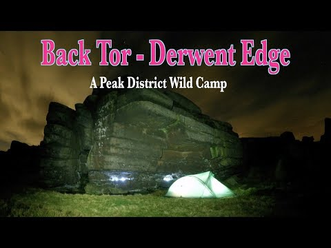 [Derwent Edge Wild Camp]