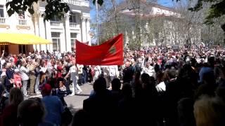 Севастополь, 9 мая 2015 г., парад Победы, Ветераны(Севастополь, 9 мая 2015 г., парад Победы, Ветераны., 2015-05-09T13:14:00.000Z)