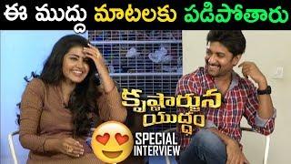 Nani & Anupama Parameswaran Funny interview | K...