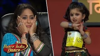 DID L'il Masters Season 3 - Heart Winning Performance - Must Watch Mahi Delhi Auditions thumbnail
