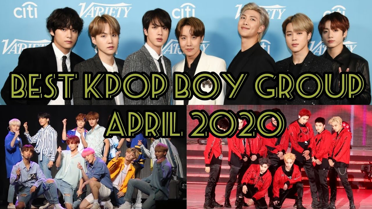 BEST KPOP BOY GROUP | APRIL 2020 | BTS/SEVENTEEN/EXO