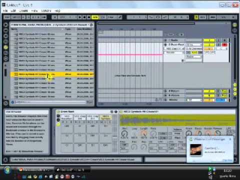 Tutorial Bateria de Electro House com Ableton Live