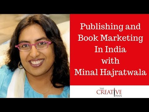 Publishing And Book Marketing In India With Minal Hajratwala