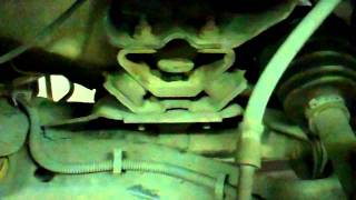 Buick Regal Transmission mount pt.1