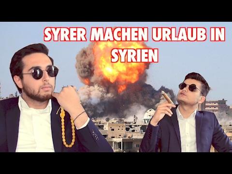 Syrer machen Urlaub in Syrien - سوريون يقضون عطلتهم في سوريا