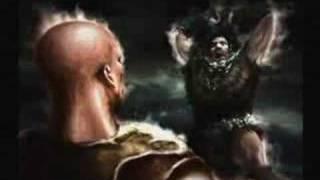 GOD OF WAR in-game videos pt 3