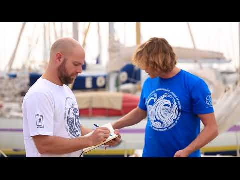 Episode 1  Meet Sergio, The Seabin Projects surfing marine scientist