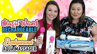 Best Handheld Wand Massagers | Vibrating Wand Massagers | Personal Sex Wand Massager Reviews