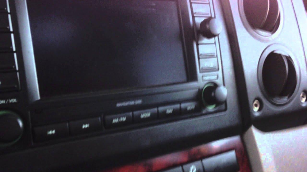 Jeep Commander Problem 3 Youtube 2008 Liberty Fuse Box Radio