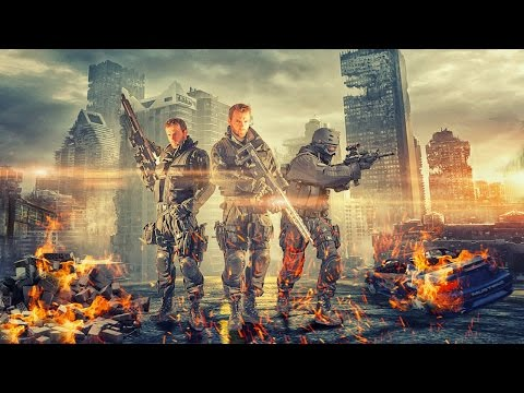 universal soldiers photo manipulation | photoshop tutorial c
