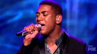 Joshua Ledet - John Lennon - Imagine - Studio Version - American Idol 11