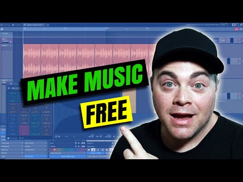 Free Music Making Software You Should Check Out!