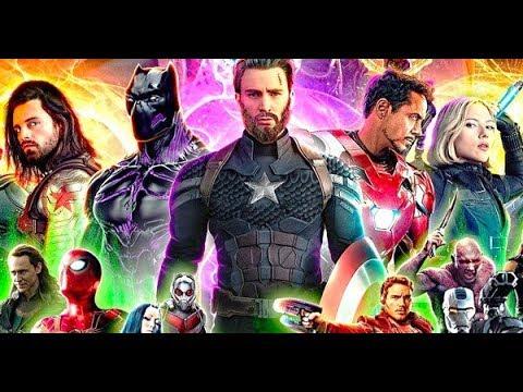 Avengers: Infinity war - Legends Never Die