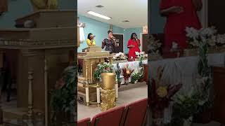 Bring Back the Glory of God in the Sanctuary|Greater Palm Bay COG| Sunday Service|Rev. Daley|7.26.20